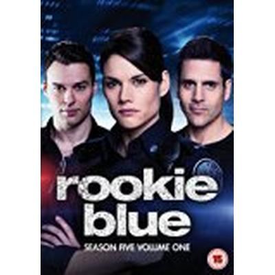 Rookie Blue - Season 5: Volume 1 [DVD]